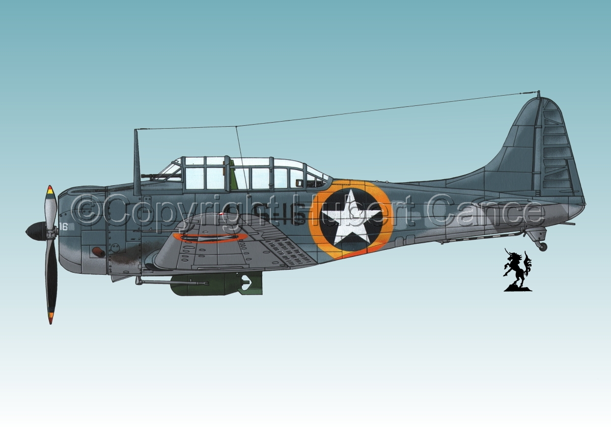 "Douglas SBD-3 ""Dauntless""#1.3 (large view)"