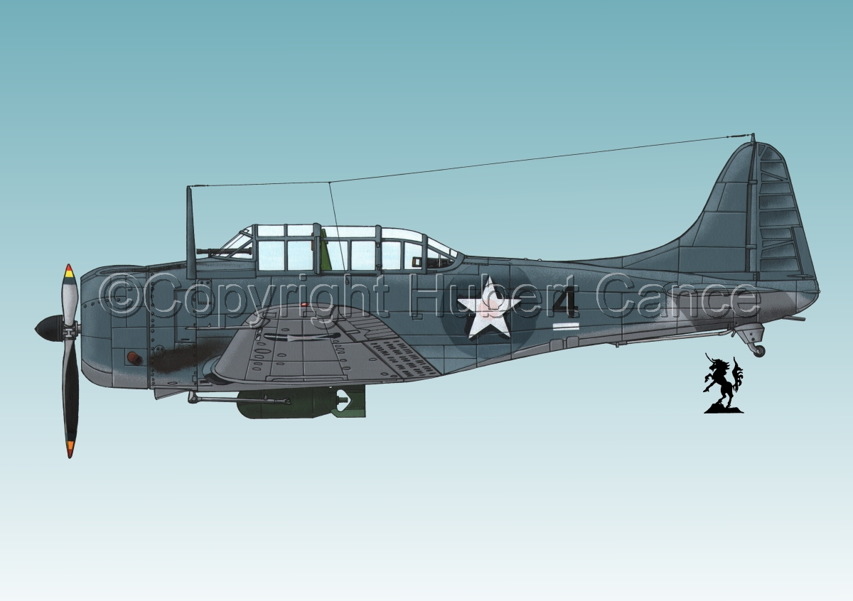 "Douglas SBD-3 ""Dauntless"" #2.3 (large view)"