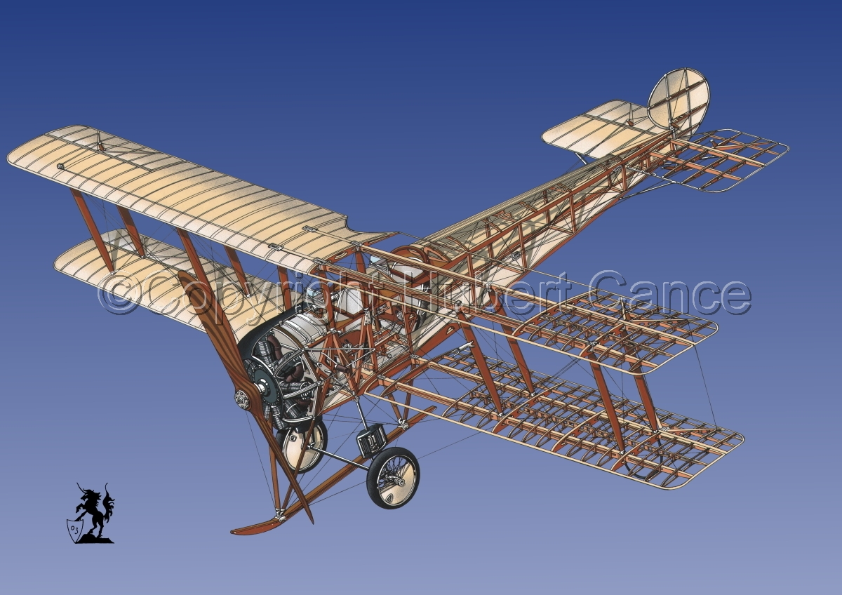 Avro 504A #1.3 (large view)