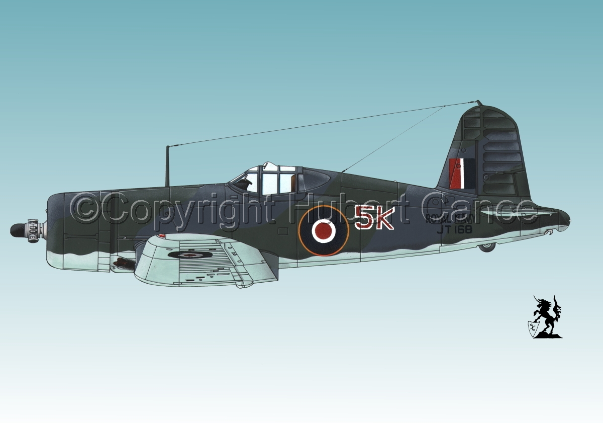 "Chance-Vought  ""Corsair I"" #3 (large view)"