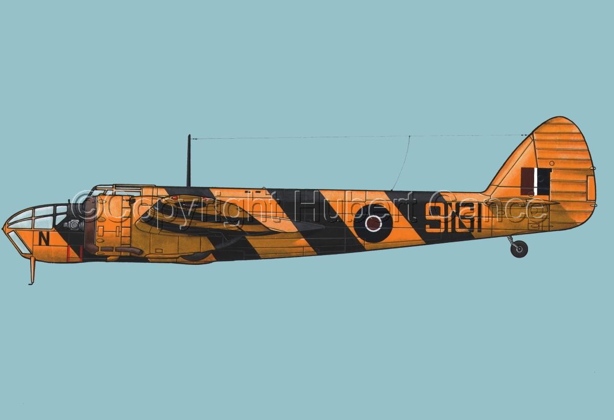 "Bristol (Fairchild) ""Bolingbroke"" Mk.IV #2 (large view)"