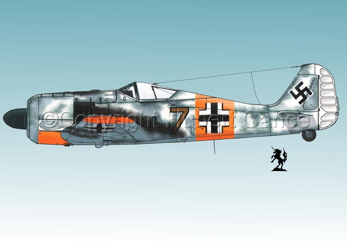 Focke-Wulf Fw 190A-3 #1.3 (large view)