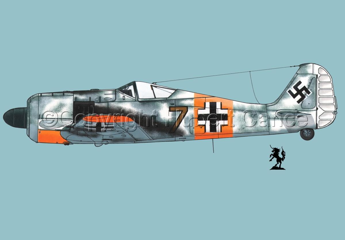 Focke-Wulf Fw 190A-3 #1.2 (large view)