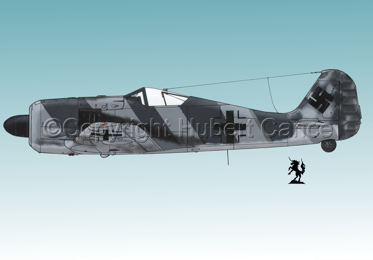 Focke-Wulf Fw 190A-3 #2.3 (large view)
