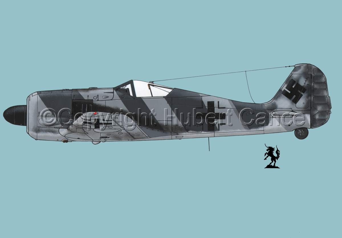 Focke-Wulf Fw 190A-3 #2.2 (large view)