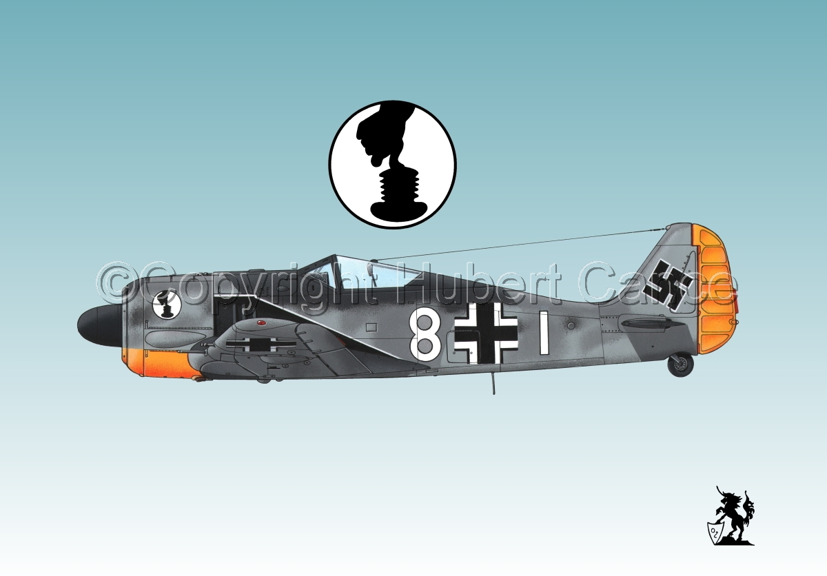 Focke-Wulf Fw 190A-3 #4.3 (large view)