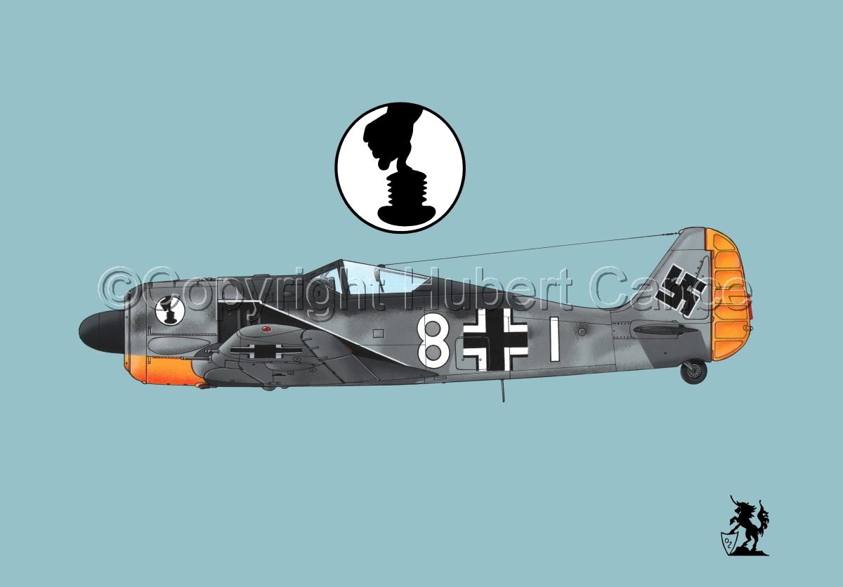 Focke-Wulf Fw 190A-3 #4.2 (large view)