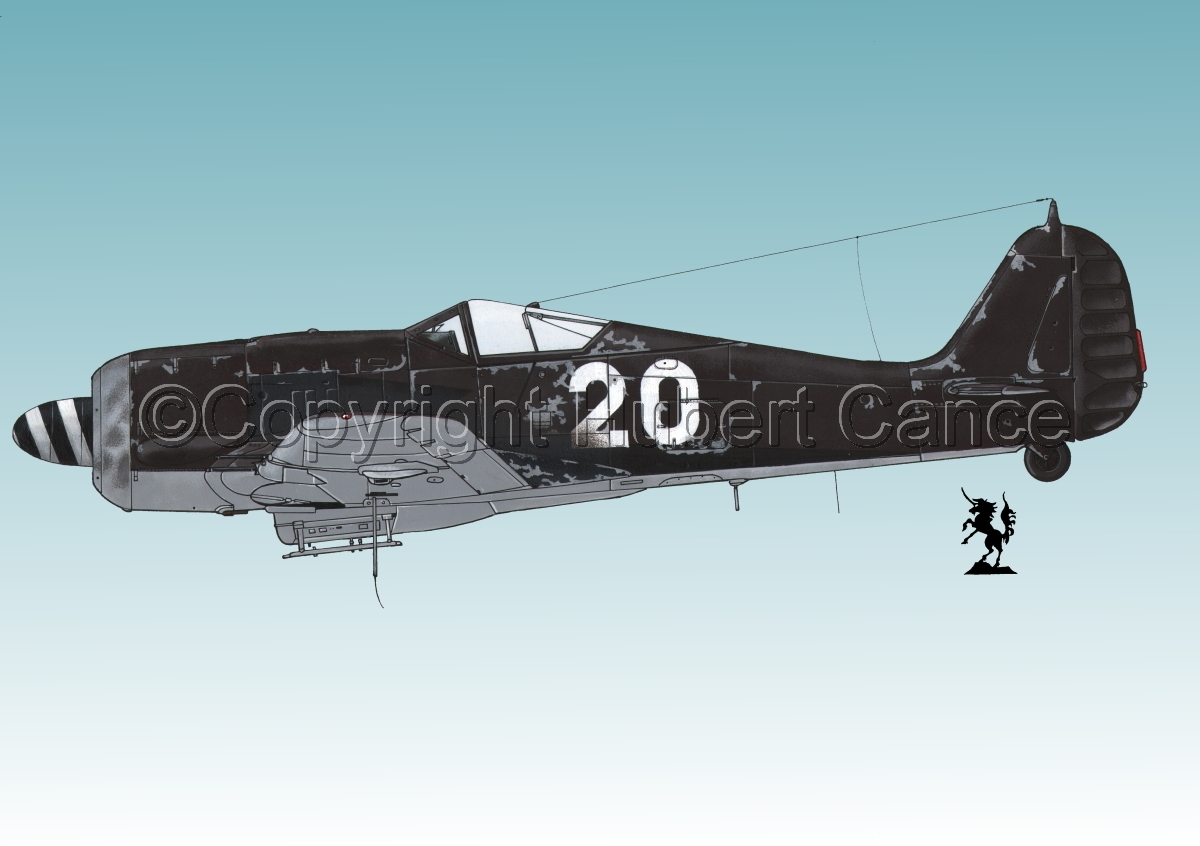 Focke-Wulf Fw 190A-8 #1.3 (large view)