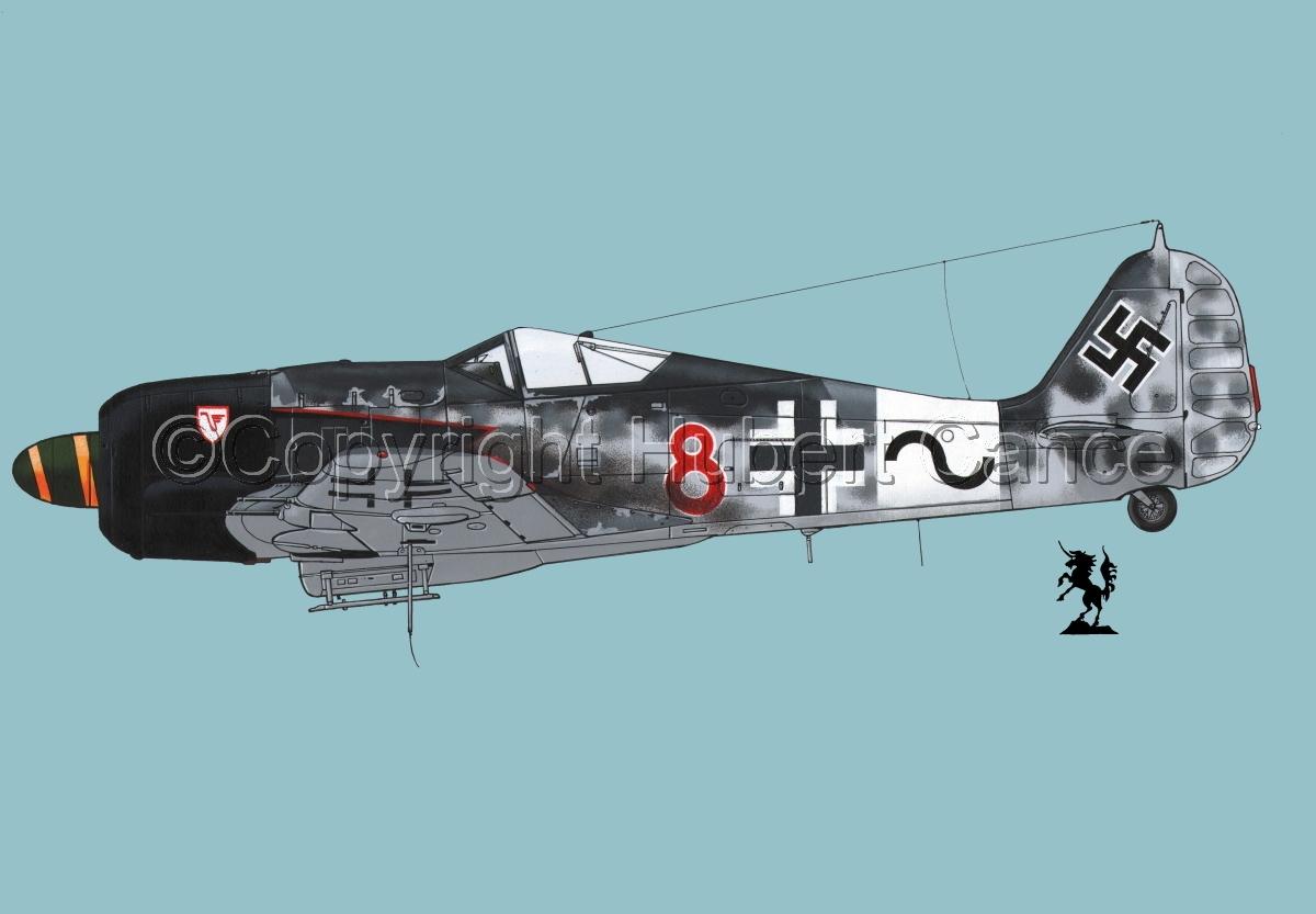 Focke-Wulf Fw 190A-8/R-2 #1.2 (large view)