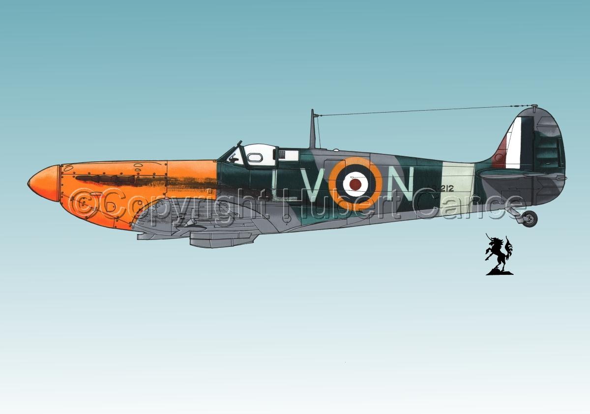 "Supermarine ""Spitfire"" Mk.Ia #1.3 (large view)"