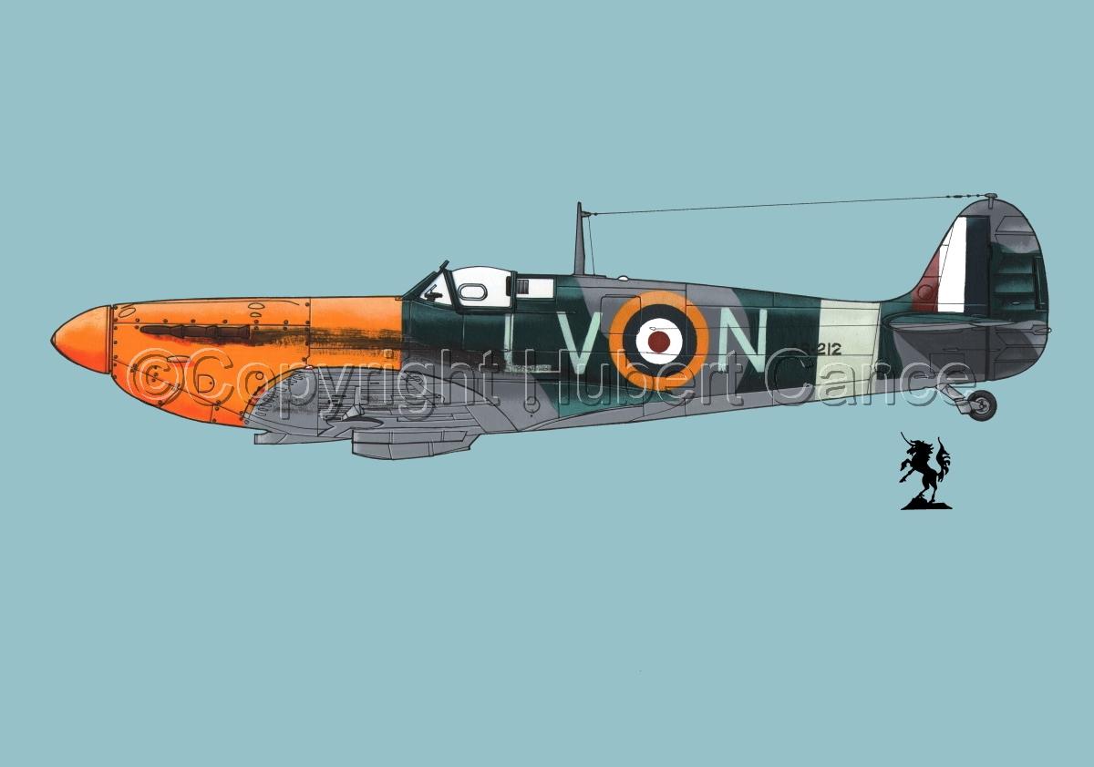 "Supermarine ""Spitfire"" Mk.Ia #1.2 (large view)"