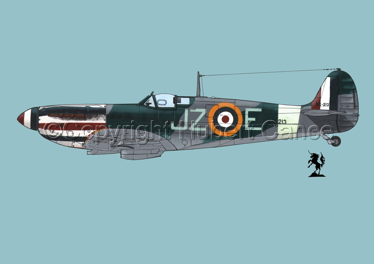 "Supermarine ""Spitfire"" Mk.Ia #2.2 (large view)"