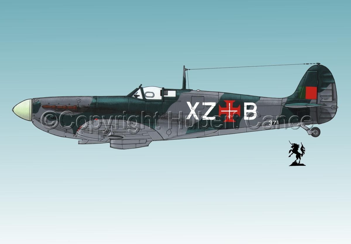 "Supermarine ""Spitfire"" Mk.Ia #3.3 (large view)"
