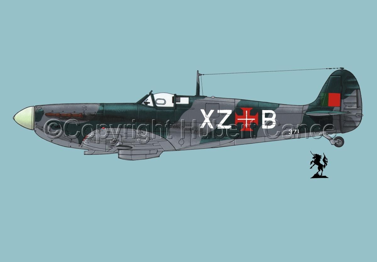 "Supermarine ""Spitfire"" Mk.Ia #3.2 (large view)"