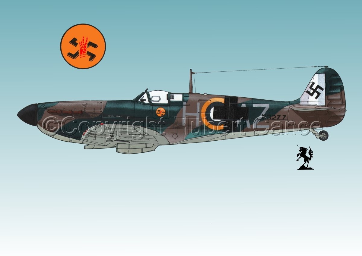 "Supermarine ""Spitfire"" Mk.Ia #4.3 (large view)"