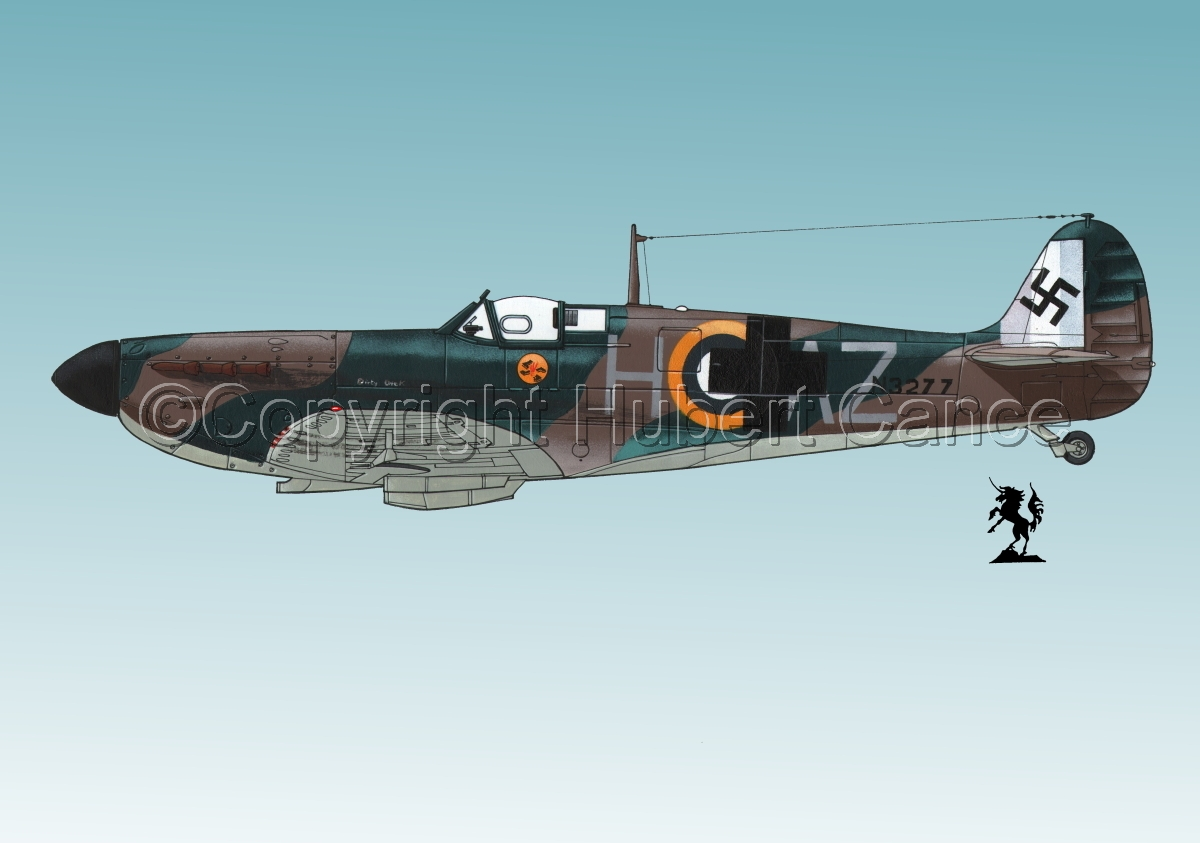 "Supermarine ""Spitfire"" Mk.Ia #4bis.3 (large view)"