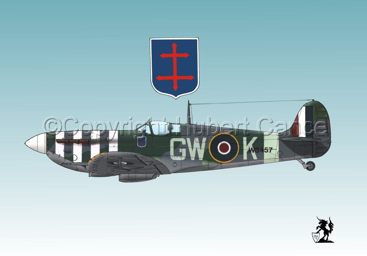 "Supermarine ""Spitfire"" Mk.Vb #2.3 (large view)"