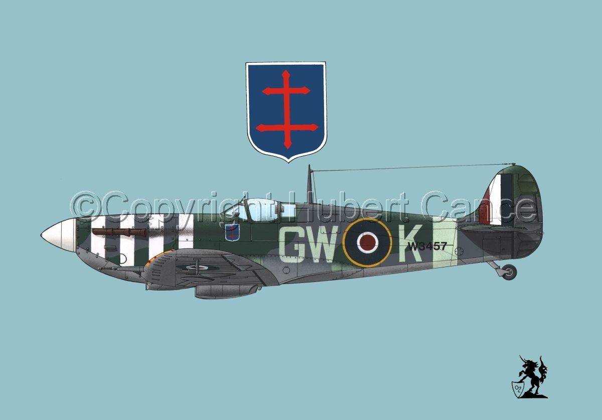 "Supermarine ""Spitfire"" Mk.Vb #2.2 (large view)"