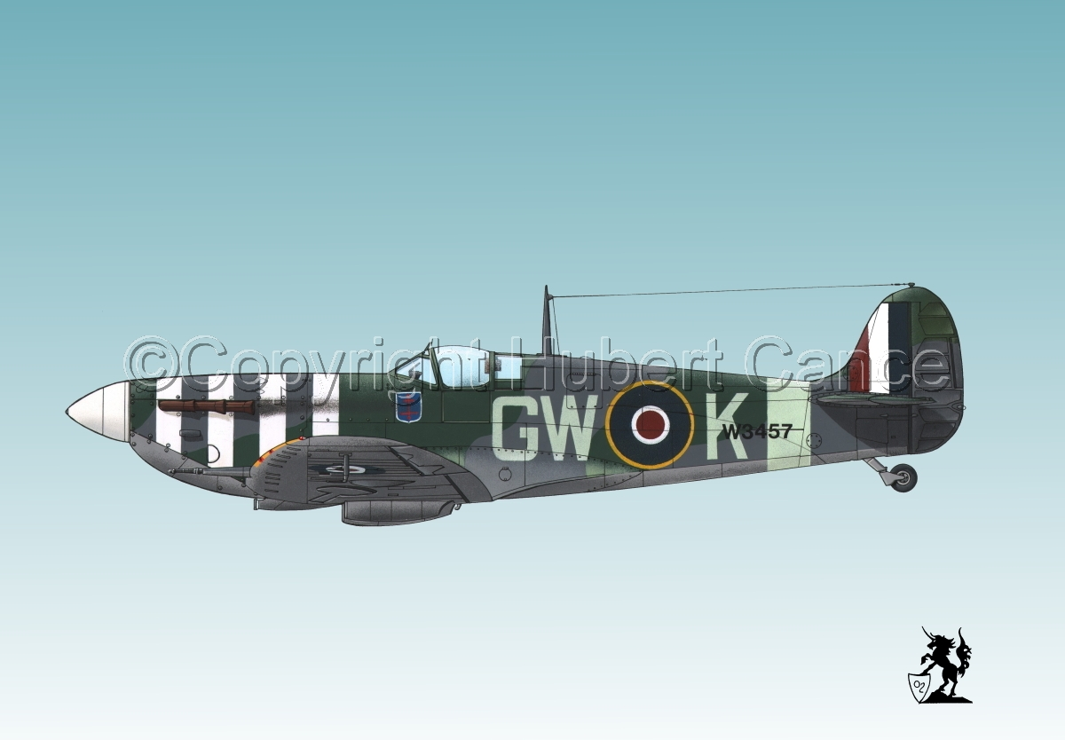 "Supermarine ""Spitfire"" Mk.Vb #2bis.3 (large view)"