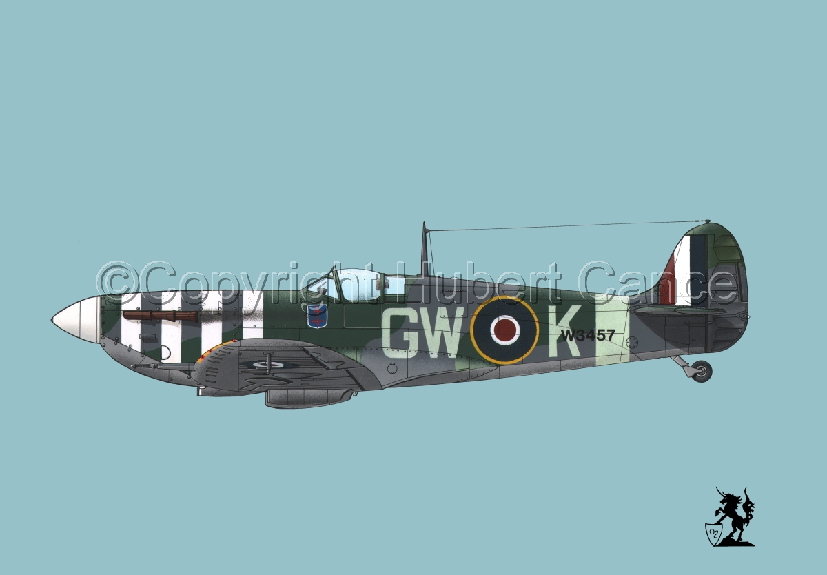"Supermarine ""Spitfire"" Mk.Vb #2bis.2 (large view)"