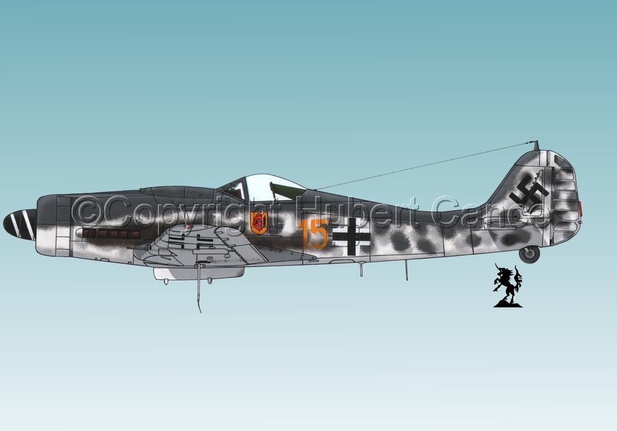 "Focke-Wulf Fw 190D-9 ""Dora"" #2.3 (large view)"