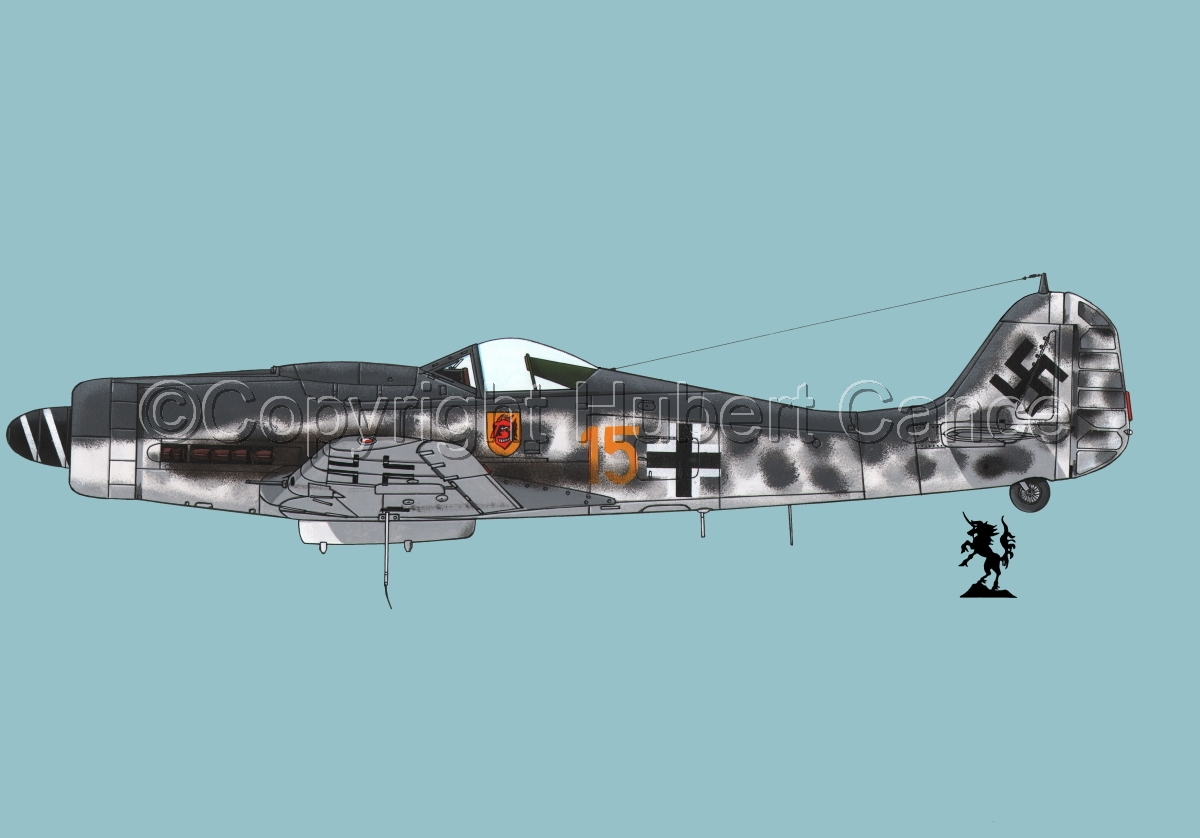 "Focke-Wulf Fw 190D-9 ""Dora"" #2.2 (large view)"