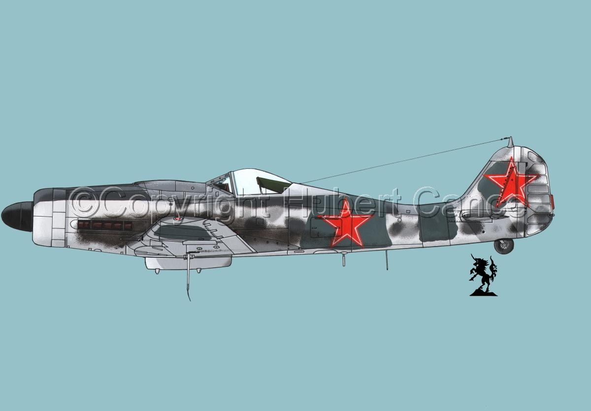 "Focke-Wulf Fw 190D-9 ""Dora"" #3.2 (large view)"