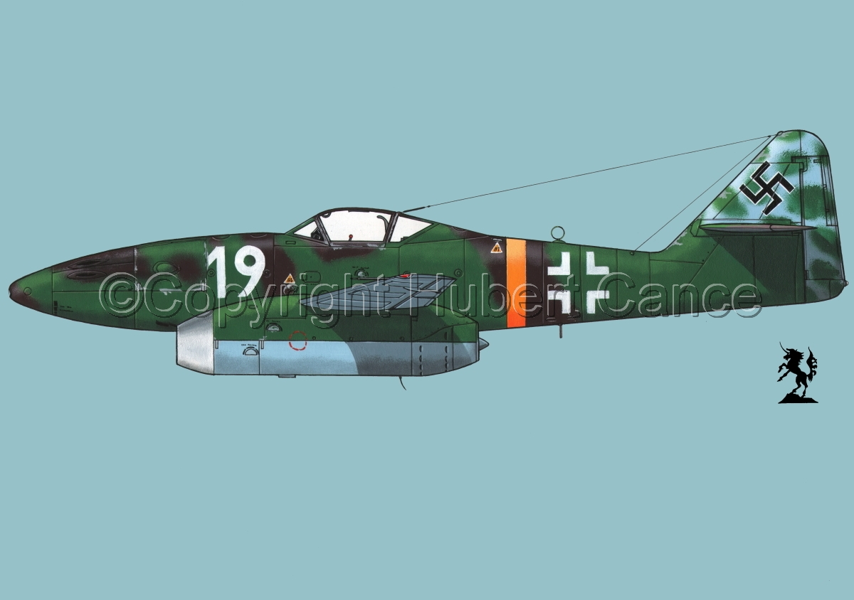 "Messerschmitt Me 262A-1a ""Schwalbe""#1.2 (large view)"