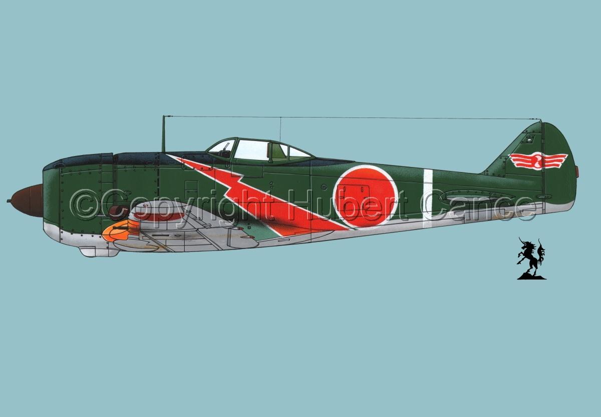 "Nakajima Ki.44-II Hei ""Shoki"" (Tojo) #2.2 (large view)"