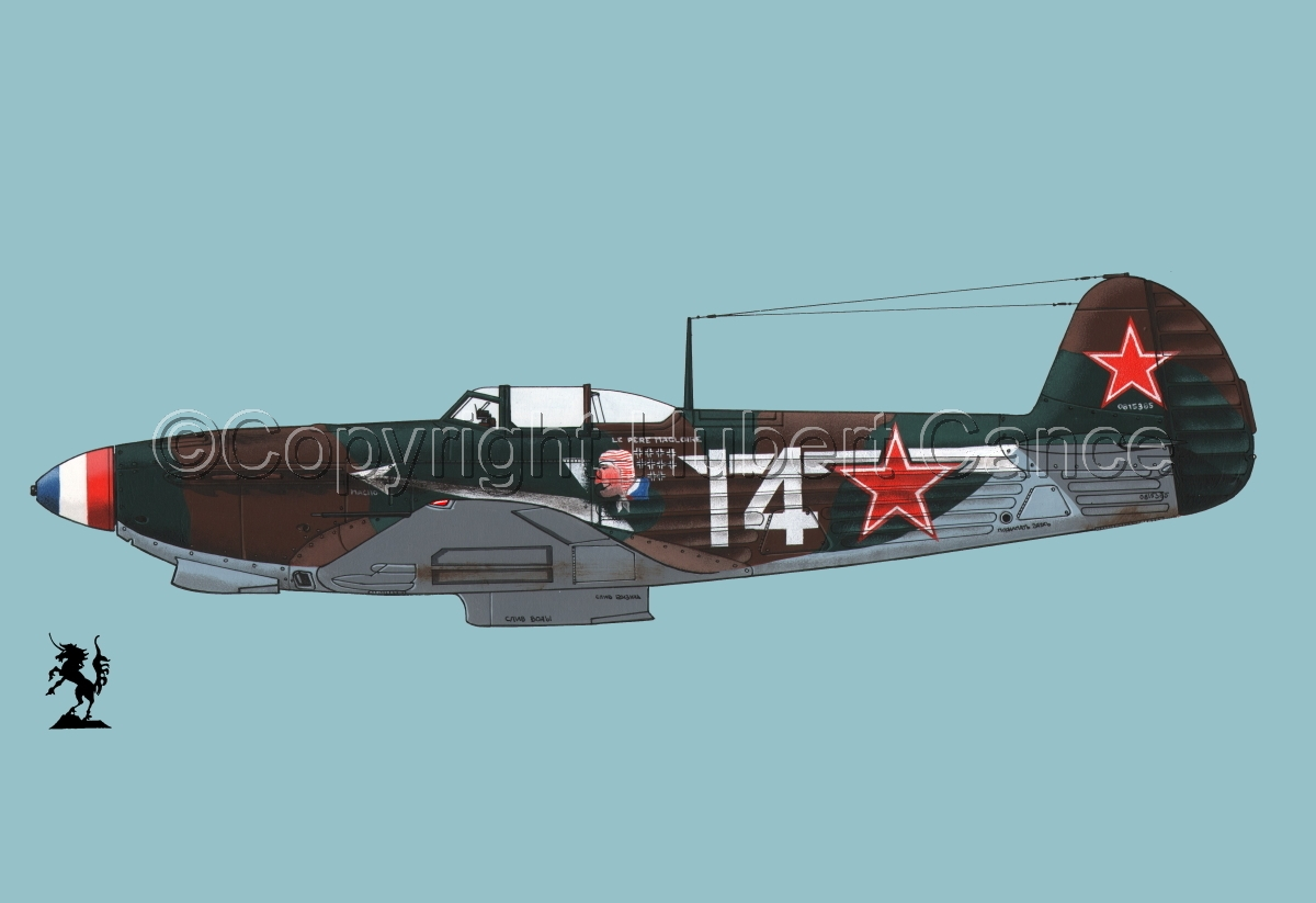 Yakovlev Yak-9D #1bis.2 (large view)