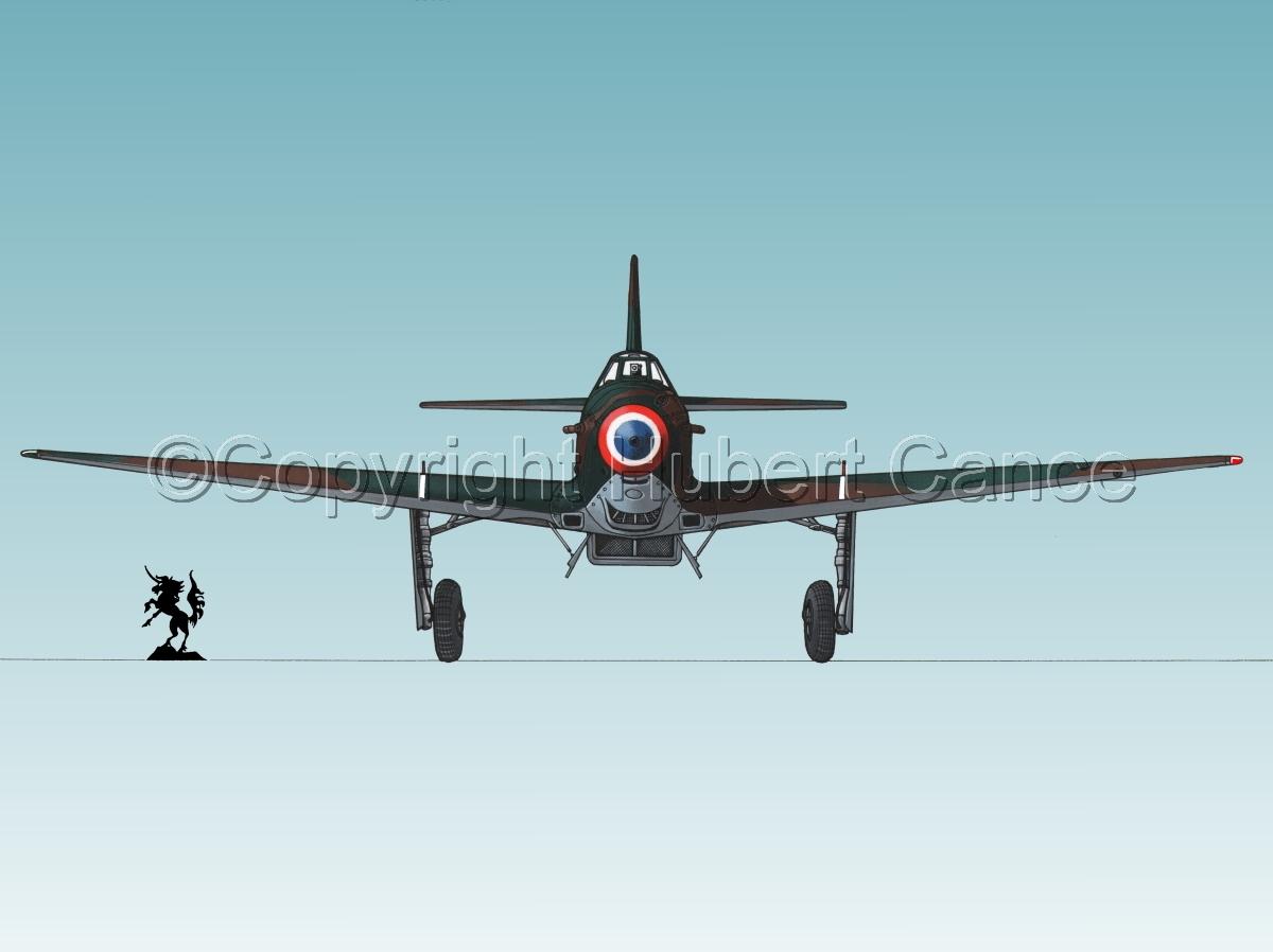 Yakovlev Yak-9D #2.3 (large view)