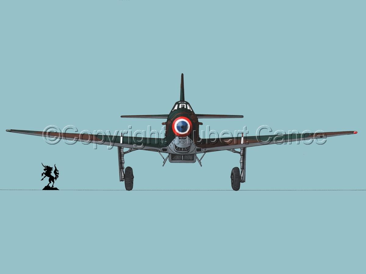 Yakovlev Yak-9D #2.2 (large view)