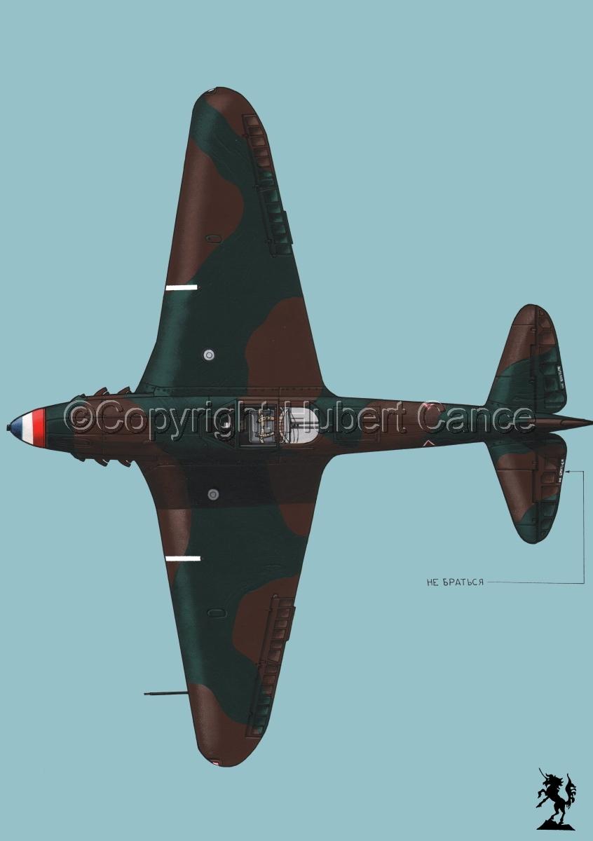 Yakovlev Yak-9D #3.2 (large view)