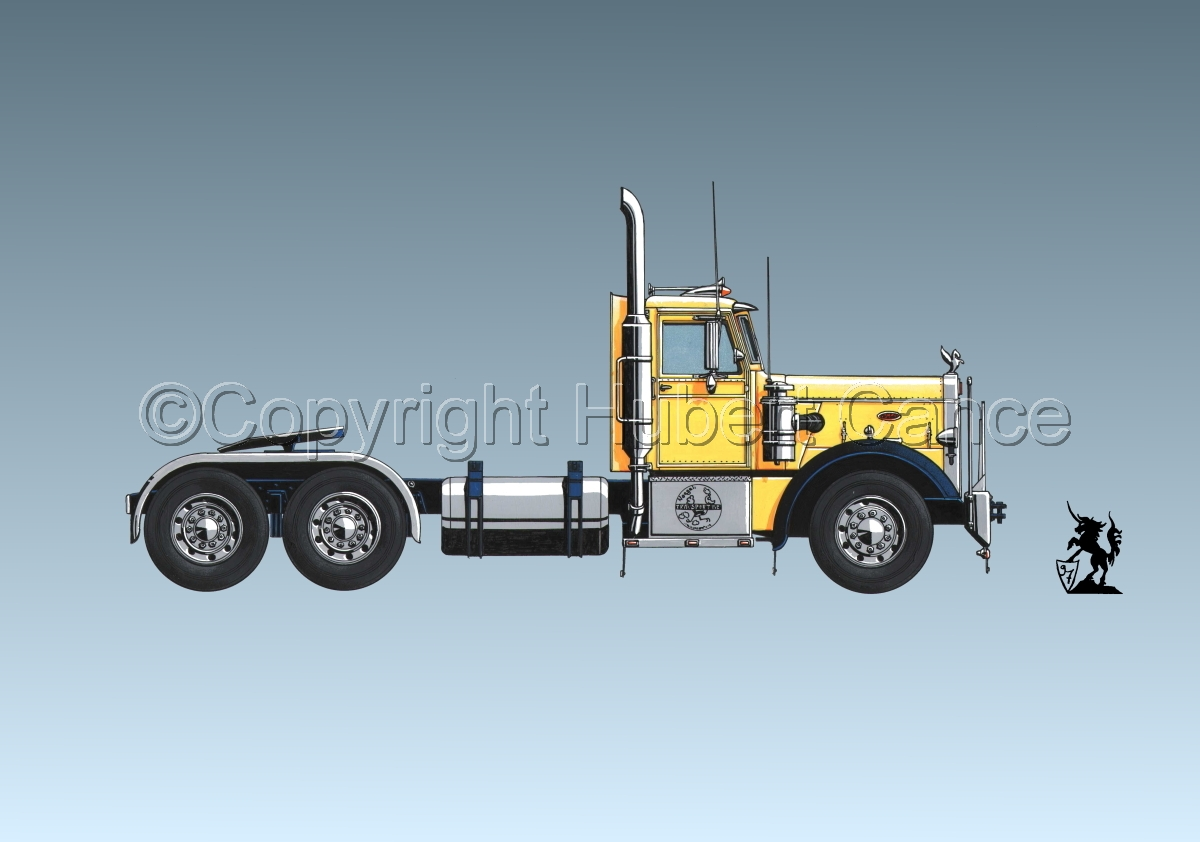 Peterbilt 351 #3 (large view)