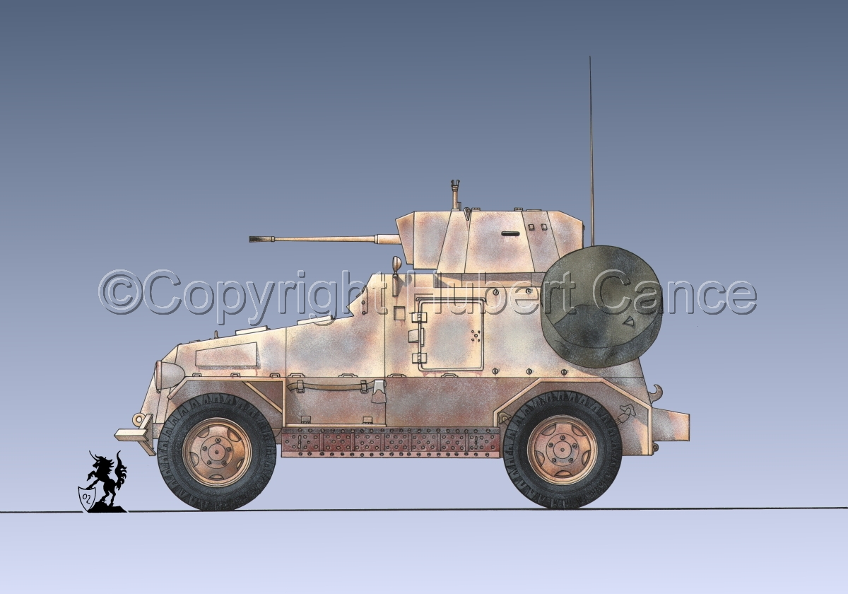 Marmon-Herrington Mk.IIIa ME (2 cm Flak 38) #3 (large view)