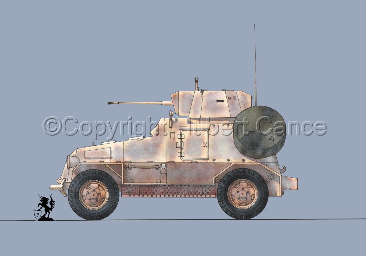 Marmon-Herrington Mk.IIIa ME (2 cm Flak 38) #2 (large view)