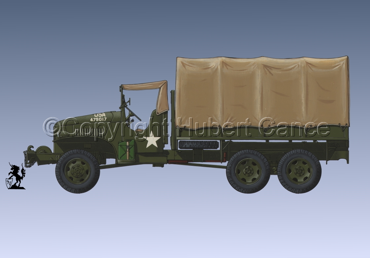 GMC CCKW-353 #3 (large view)
