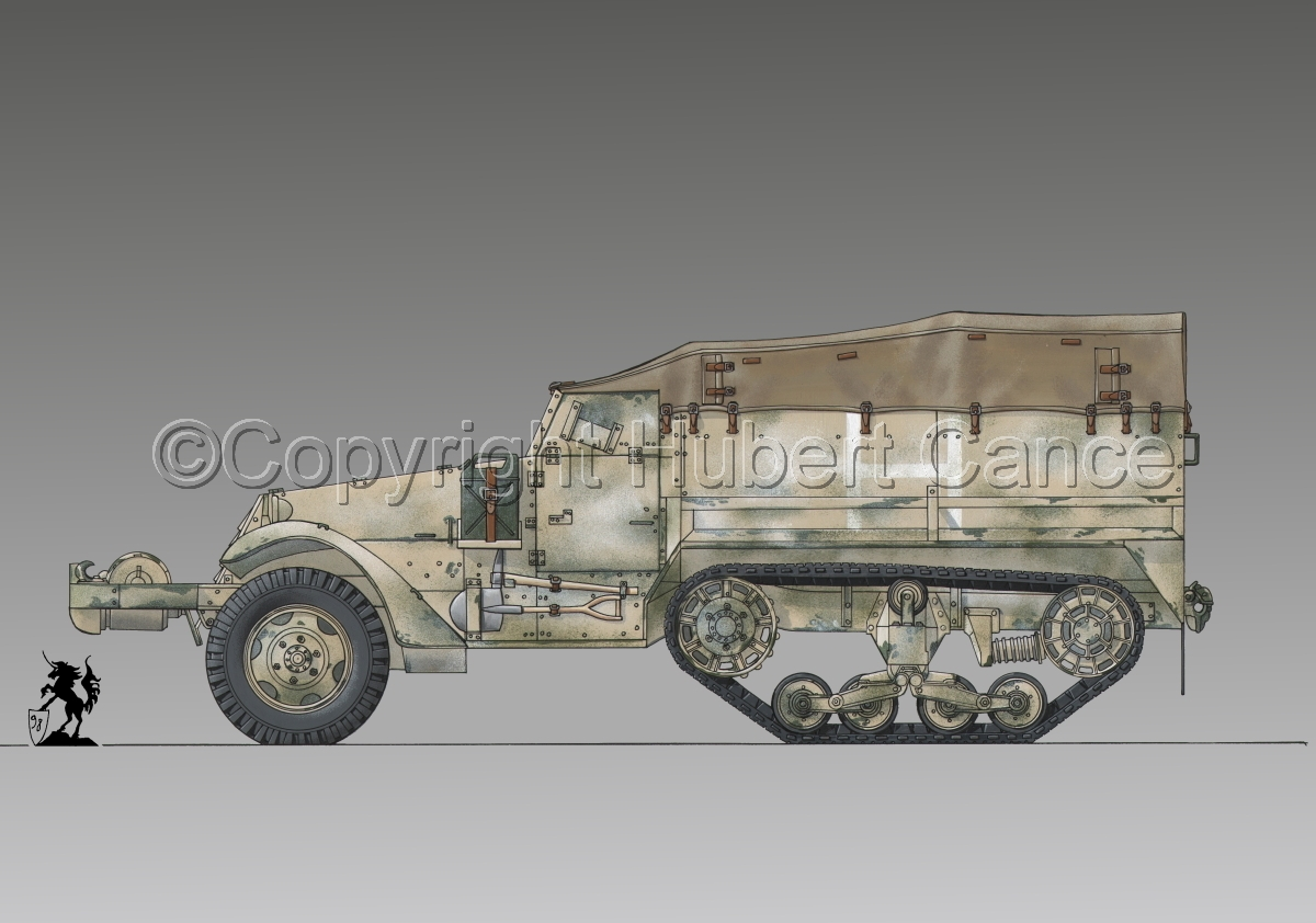 M3 Half-Track #1.3 (large view)