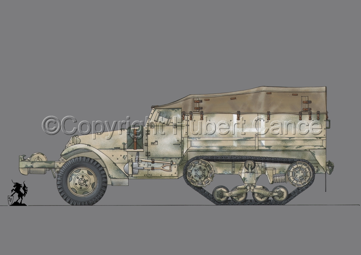 M3 Half-Track #1.2 (large view)
