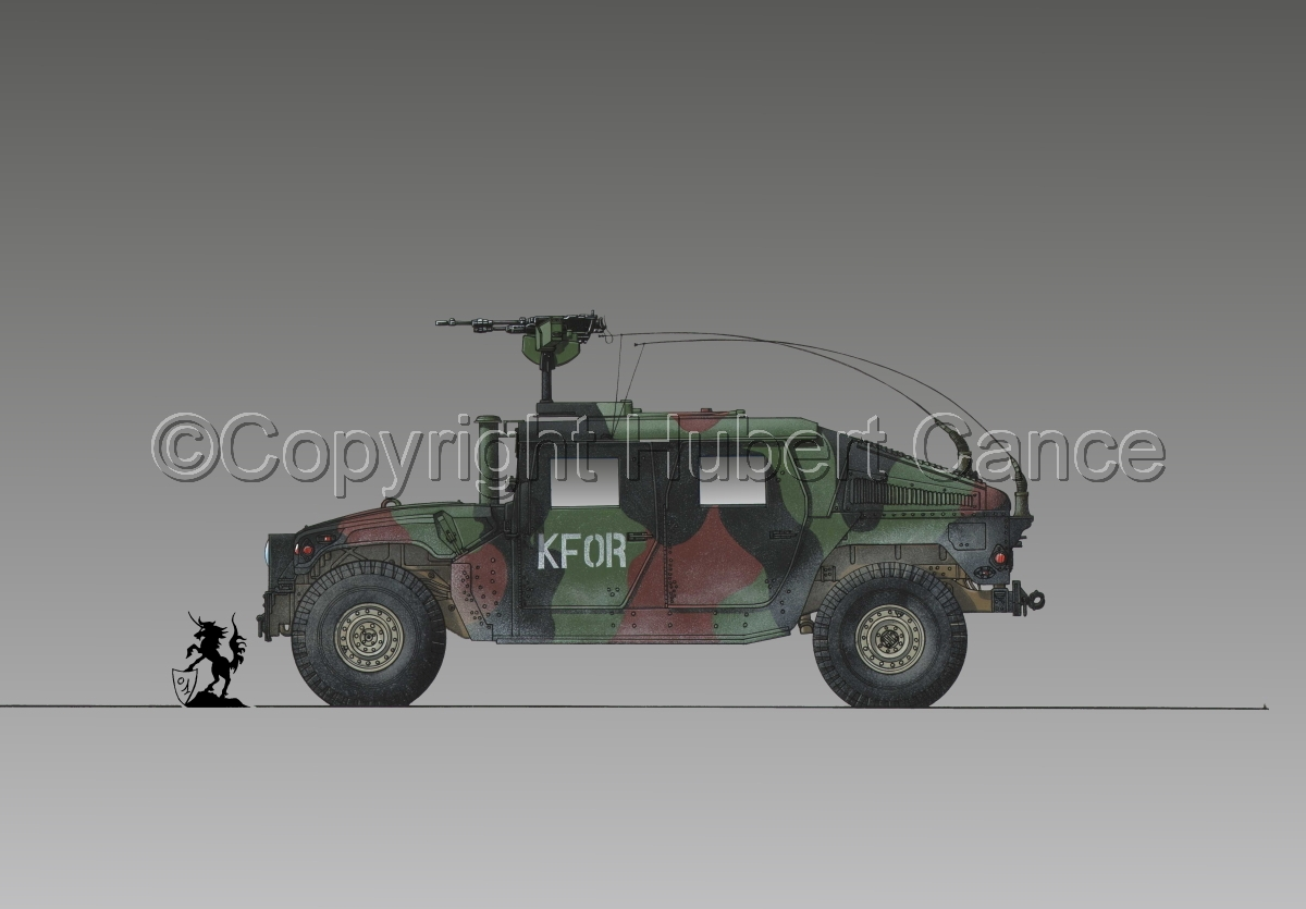 AMC M1114 Up-Armored HMMWV #1.3 (large view)