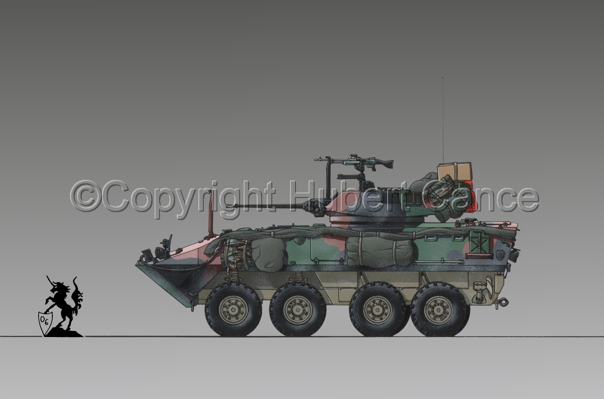 LAV 25 #1.3 (large view)