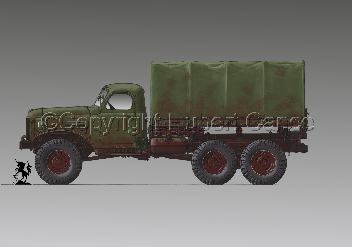 ZIL-157K #1.3 (large view)