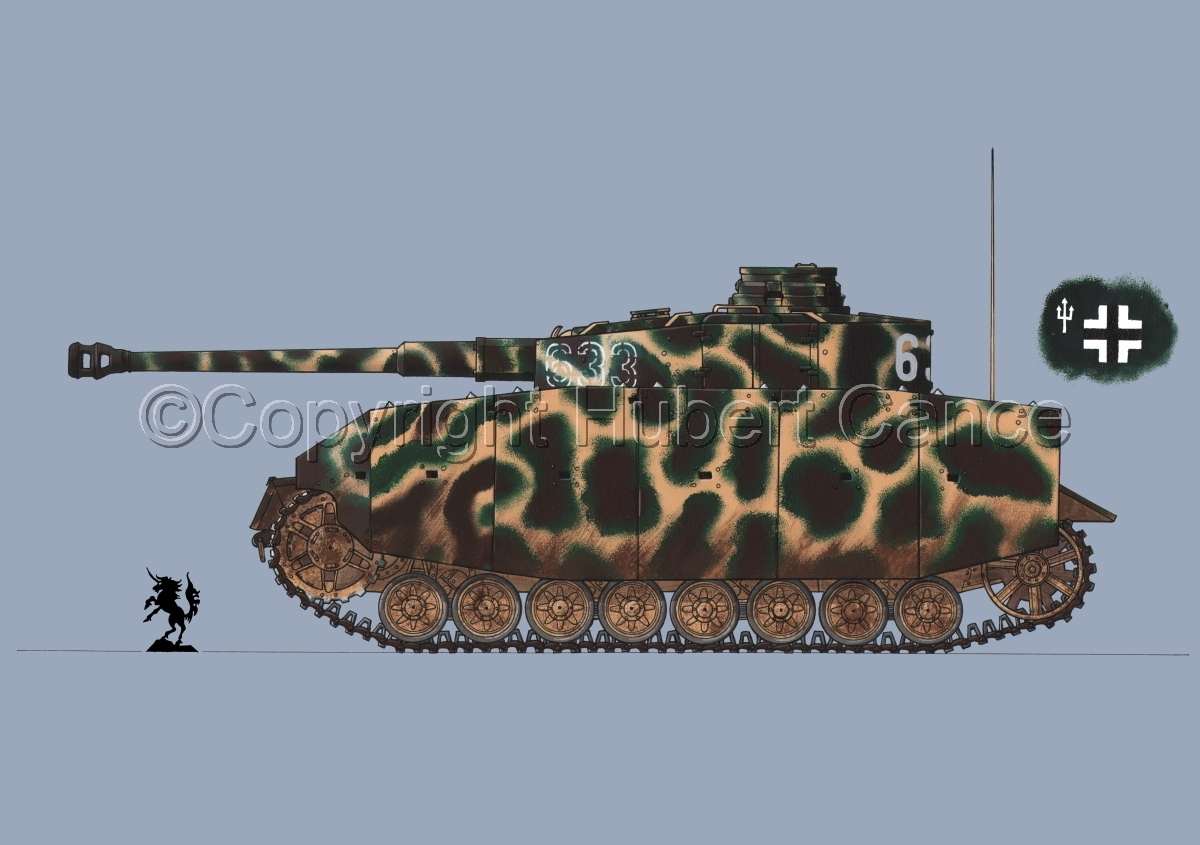 PzKpfw.IV Ausf.H #1.2 (large view)
