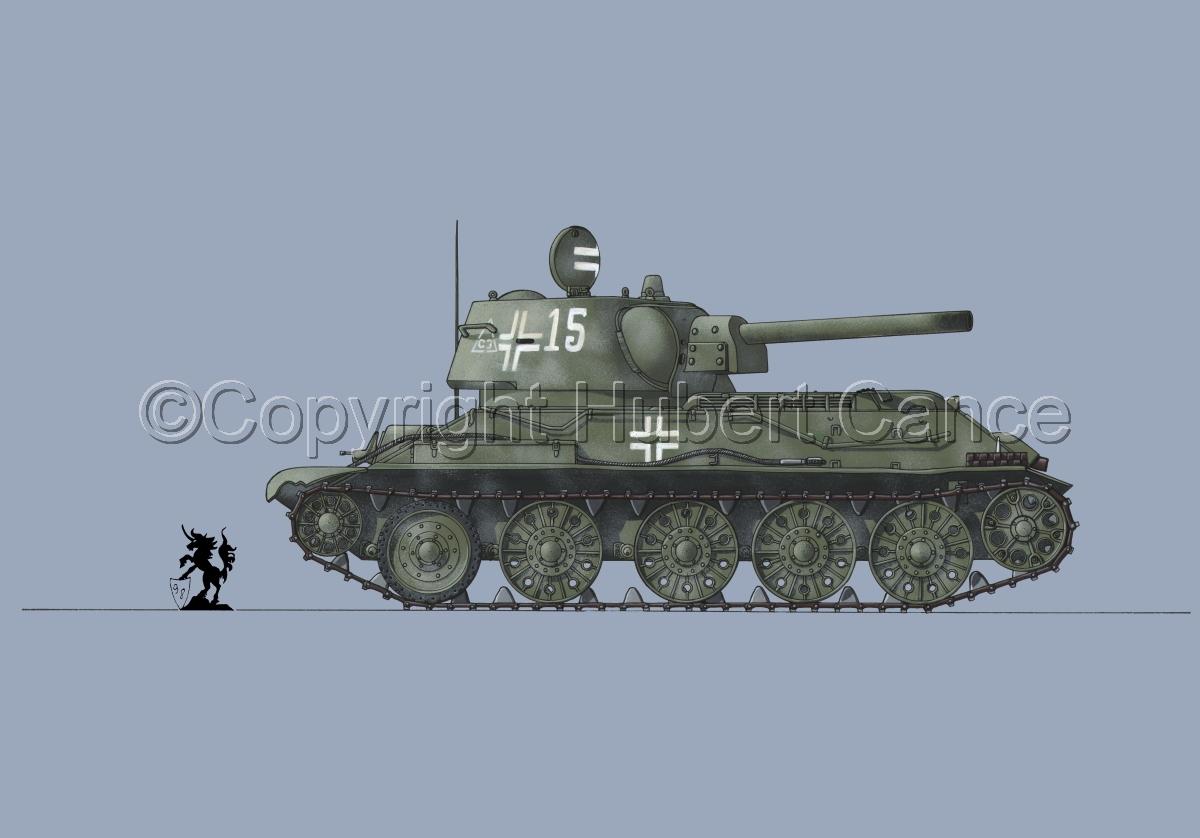 PzKpfw. T-34(r.) #1.2 (large view)