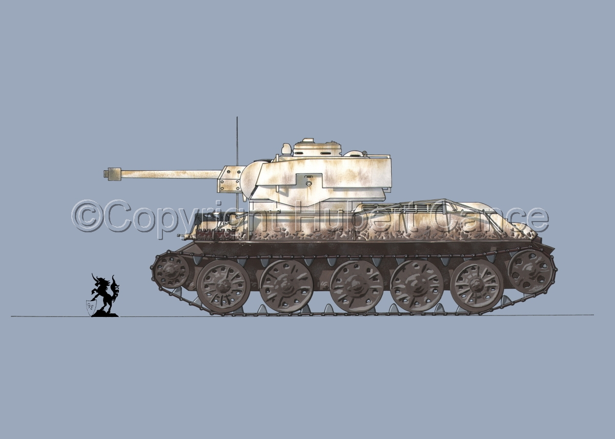 PzKpfw. T-34(r) #2.2 (large view)