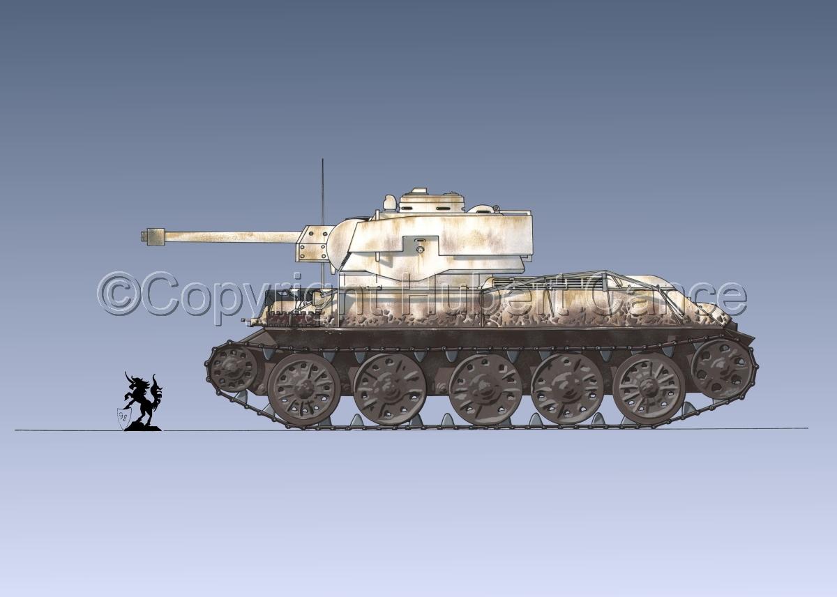 PzKpfw. T-34(r) #2.3 (large view)