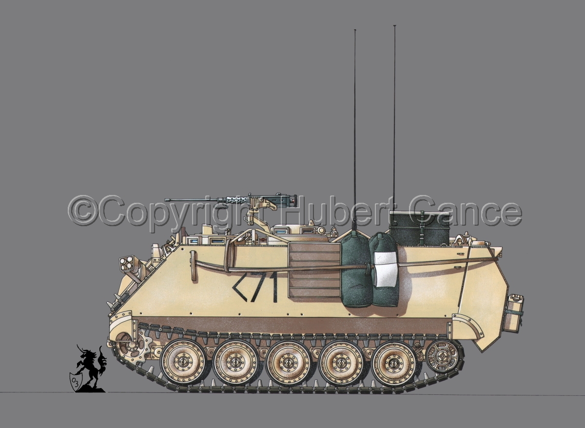 M113A3 #1.2 (large view)