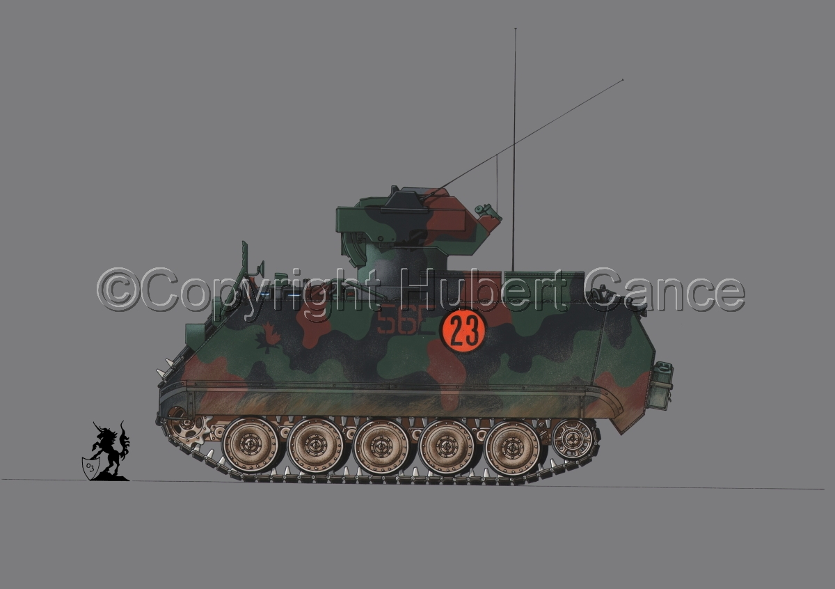 M113A2 TUA (Tow Under Armor) #1.2 (large view)