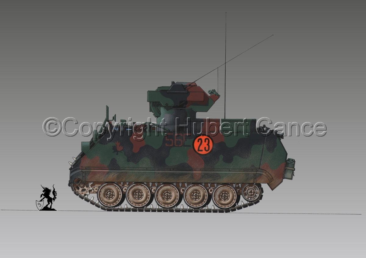 M113A2 TUA (Tow Under Armor) #1.3 (large view)