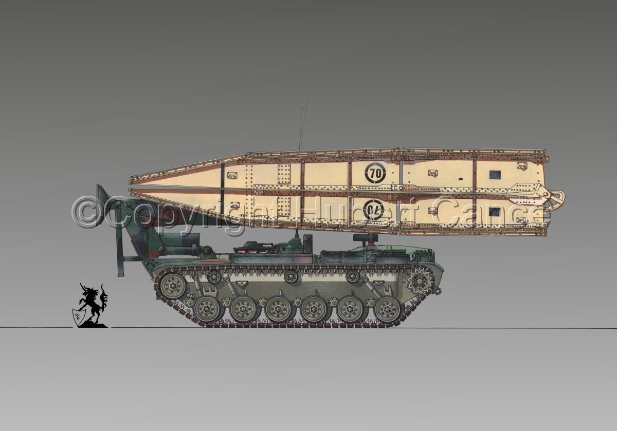 M60 AVLB Bridgelayer #1.3 (large view)